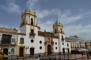 Iglesia del Socorro de Ronda.