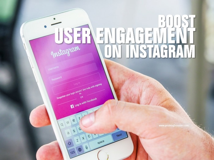 USER ENGAGEMENT ON INSTAGRAM