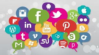 media sosial gabungan facebook twitter