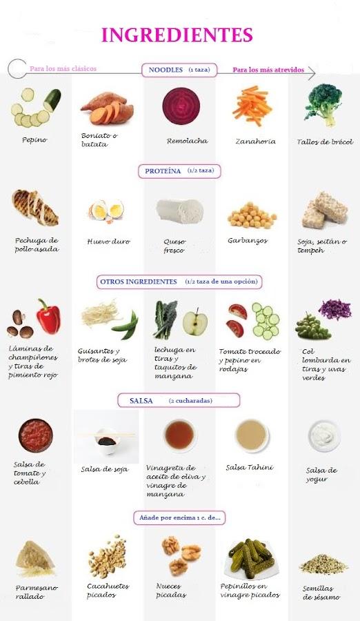 recetas sanas