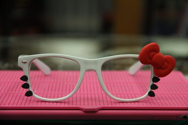 Kitty Glasses Accessories