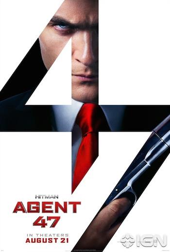 Hitman Agent 47 2015 TSRip 300mb