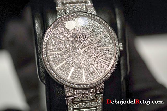Piaget SIHH 2016 reloj 9