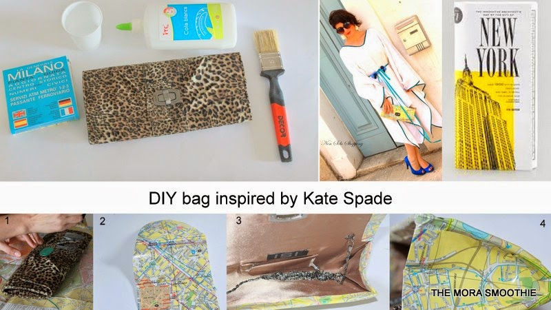 themorasmoothie, fashiondiy, craft, diycraft, diyblog, diyblogger, fashion, fashionblogger, fashionblog, kate spade, tutorial, bag, tutorial bag, tutorial kate spade, borsa cartina