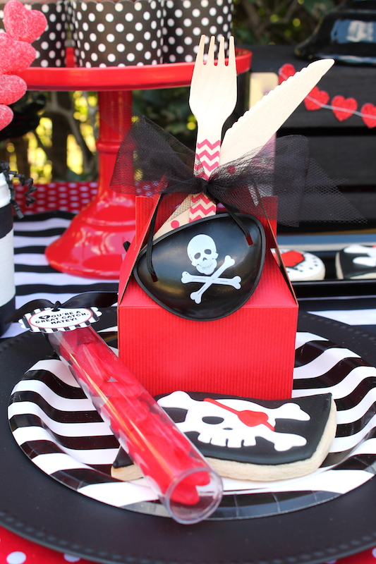 Pirate Themed Valentine Party Valentine Party Ideas