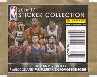 2016-17 Panini NBA Stickers