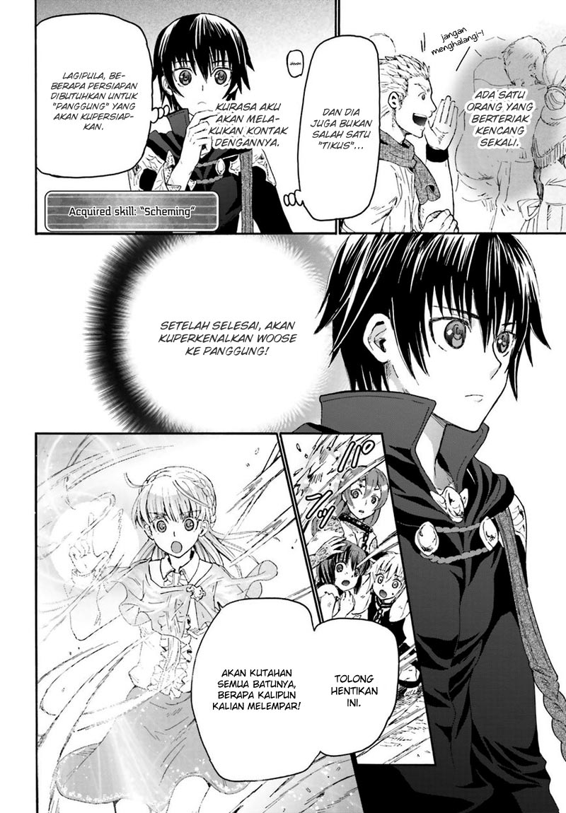 Baca Komik Death March Chapter 6 Bahasa Indonesia
