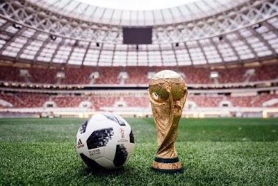 Adidas presentó el balón del Mundial 2018