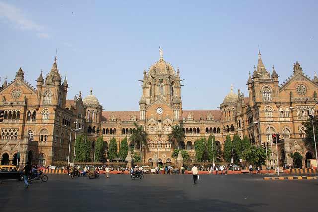 Chhatrapati-Shivaji-Terminus-Mumbai-india