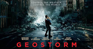 Review Film Geostorm