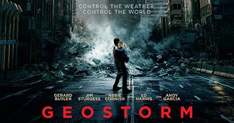 Review film Geostorm (2017)