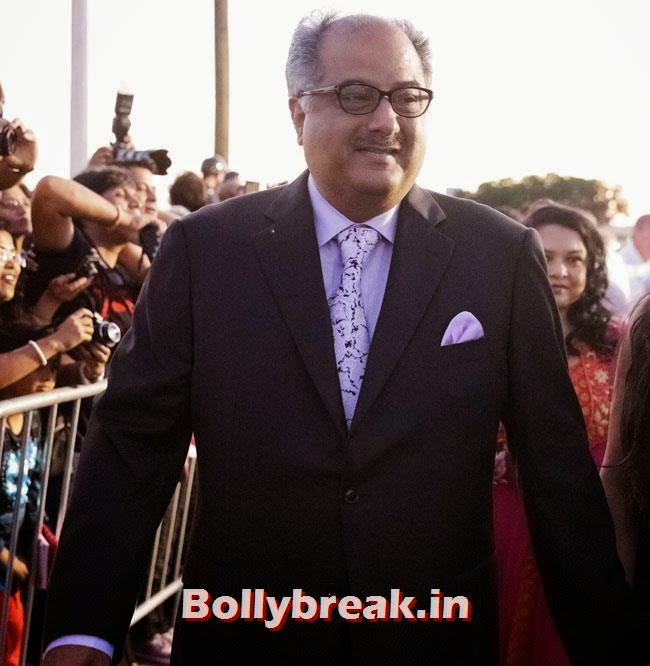 Boney Kapoor, IIFA Awards 2014 Pics