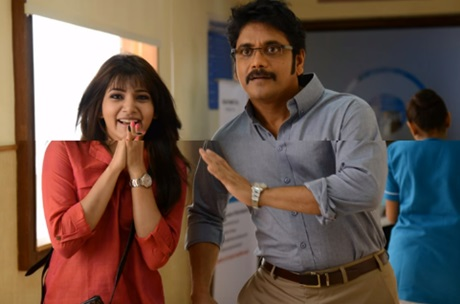 I am too Happy to be called Uncle by Samantha – Nagarjuna!
