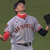 Hunter Pence loses fly ball, blows Johnny Cueto's no-hit bid