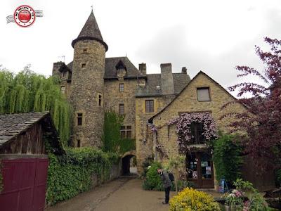 Sainte Eulalie d'Ol, Francia
