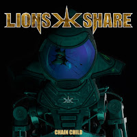 "Το single των Lion's Share ""Chain Child"""