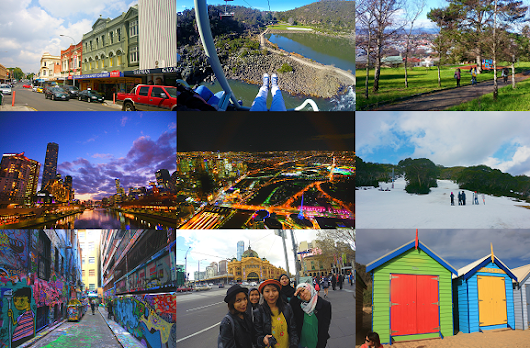 Discover Melbourne & Tasmania in 8 Days [Part 2]