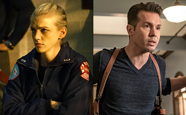 Chicago Fire & Chicago PD - To Feature New Cross-Show Romance