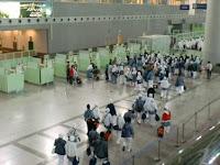 Masa Akhir Pemulangan, Bandara Madinah Dipadati Jamaah Indonesia