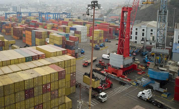 La logística es parte de la cadena de suministro, la cual incluye los sistemas de transporte. (Foto: Thinkstock)