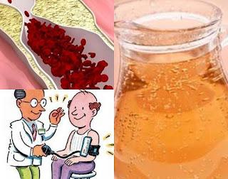 دواء طبيعي لتنظيم ضغط الدم وتنظيف الأوعية الدموية !!!