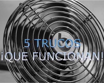 5 trucos contra el calor por la noche