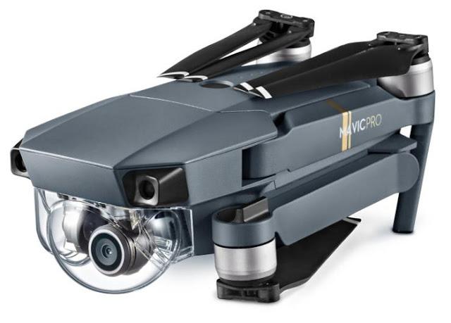 Grip DJI Mavic Pro, the expected Drone