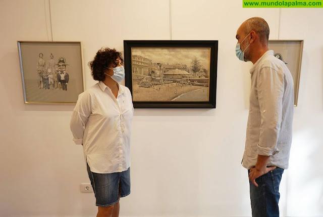 El Espacio de Arte O'Daly abre sus puertas al talento del pintor Gonzalo Concepción