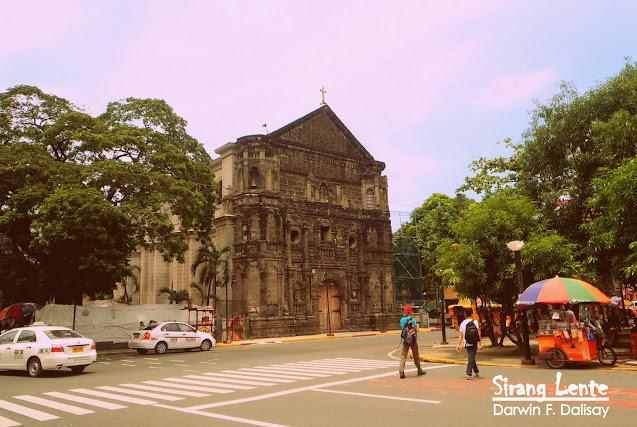 Malate Church Manila