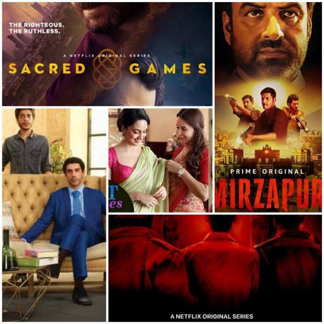 Top 5 Indian Web Series you should be watch