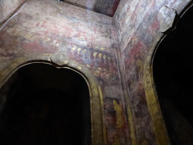Frescos de la cripta del Wat Ratchaburana