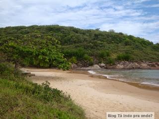 praias de Guarapari - Enseada Azul