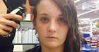 Αυτή η έφηβη Ξυρίζει το Κεφάλι της και το Ίντερνετ Βράζει από Οργή! Ο λόγος; Θα σας Σοκάρει…