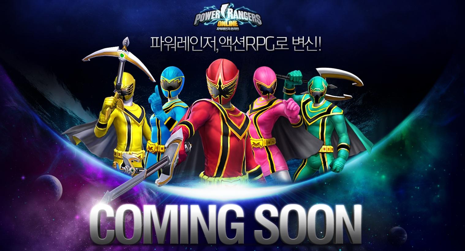 Rangers Online Rpg Online De Power Rangers Ou Quase