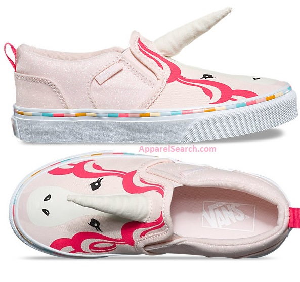 Vans Asher Unicorn Shoes
