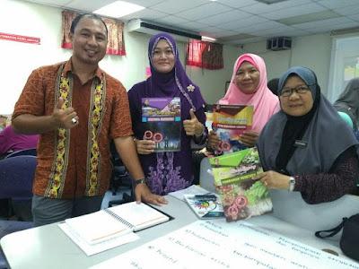 Bengkel Pembelajaran Abad Ke-21 di SMK Langgar