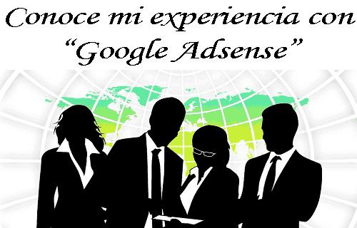 experiencia con Google Adsense