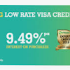 Apply Online For a Low Interest Credit Card