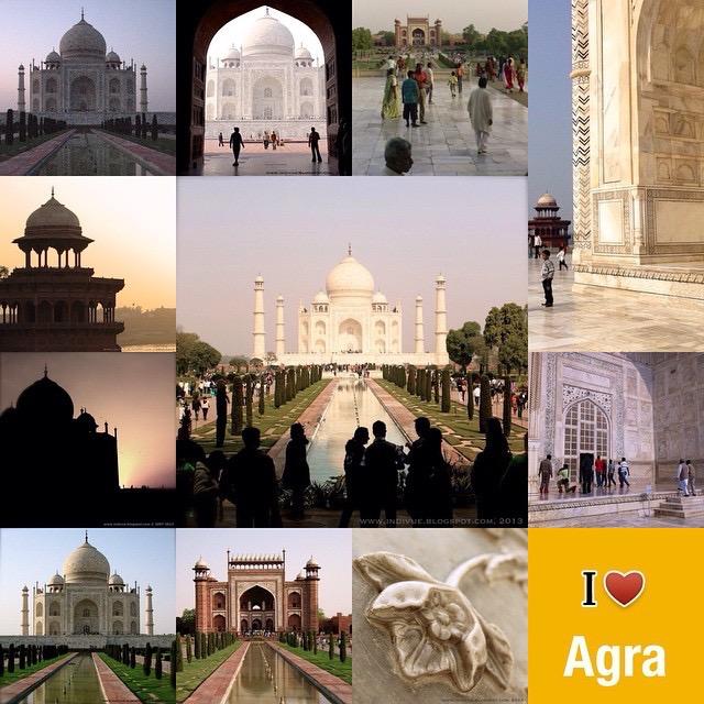 I like Agra