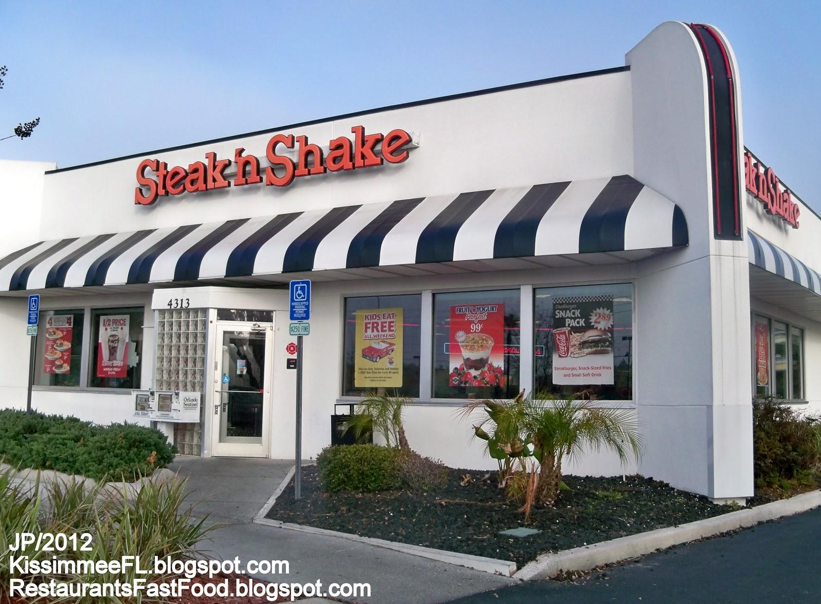 St Cloud Fast Food Restaurants