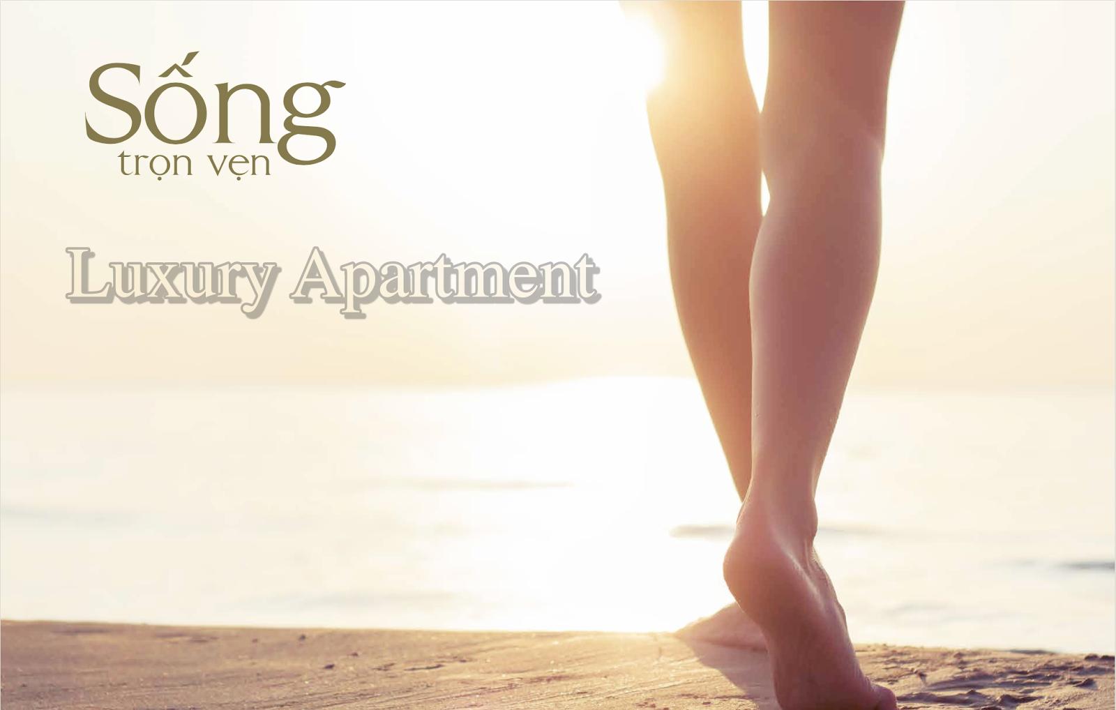 Tận hưởng cuộc sống tại Luxury Apartment