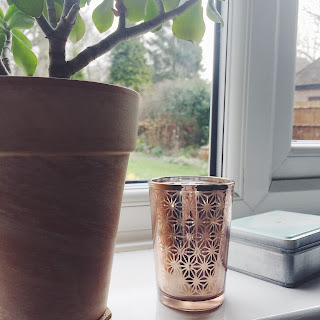 New Look, New Look Candles, Rose Gold, Rose Gold Candles, Rose Gold Candle Holders, New Look Home, Candle, Home, Accessories