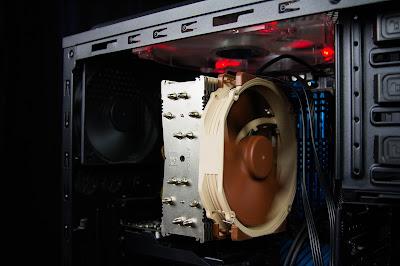Ultimate sexy CPU Desk top Desktop fan sexiest CPU
