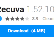 Download Recuva Offline Installer for Windows