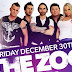Friday December 30th, The Zoo, Top 40's Cover Band at The Nutty Irishman