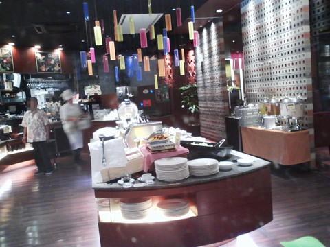 ビュッフェコーナー1 AlettA(アレッタ)ロコアナハ店