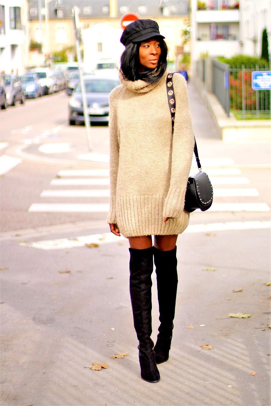 tendance-casquette-marin-robe-pull-zara-cuissardes