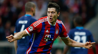 Jelang Lawan Madrid, Bayern Gelisah Lewandowski Cedera