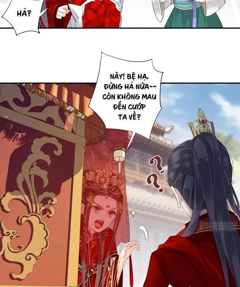 Hoàng Hậu Ương Bướng chap 202 - Trang 4