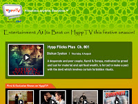 Entertainment at Its Best on HyppTV This Festive Season
